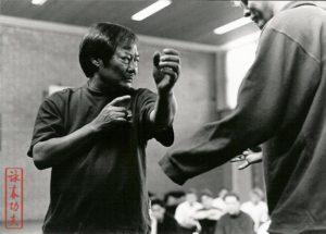 Wong Shun Leung Training insegnare ving tsun wing chun lugo ving tsun