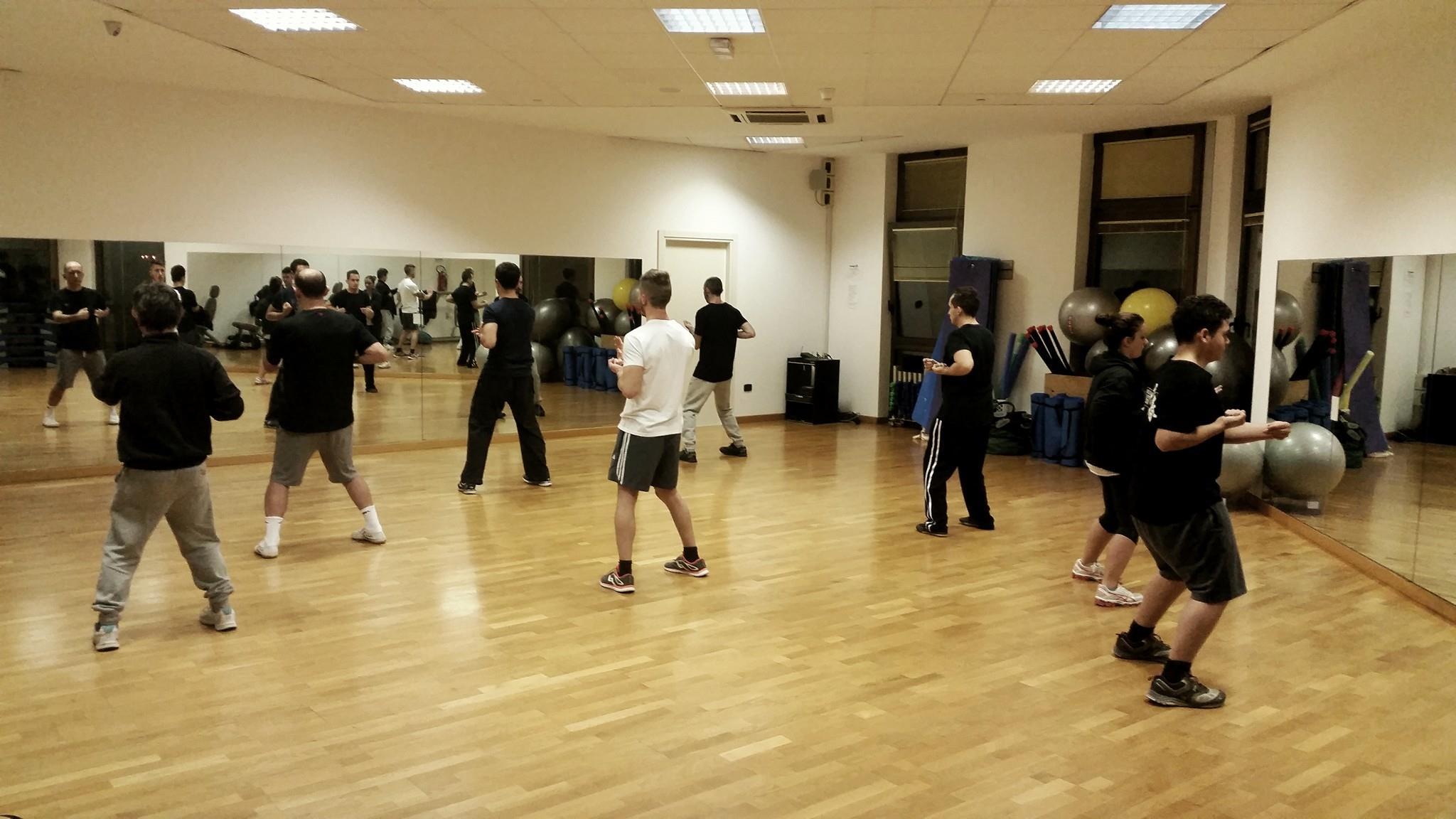 Il Kung Fu a Lugo